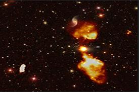 Les citoyens sont invités à chercher des trous noirs supermassifs!