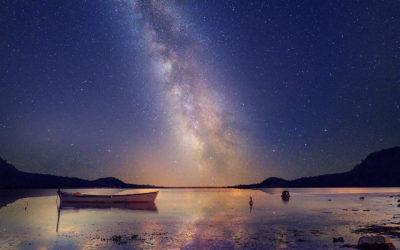 Eclairage – La Voie Lactée