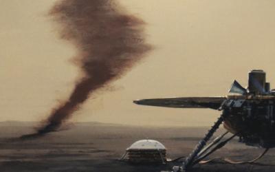 Sonder l'atmosphère de Mars