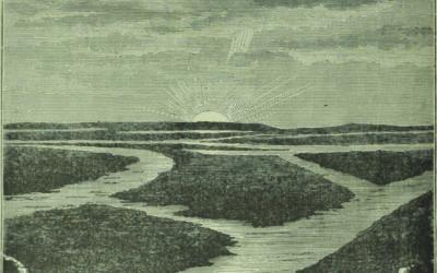 La planète Mars selon Camille Flammarion