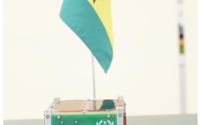 Lancement du premier satellite Ghanéen – GhanaSat – 1
