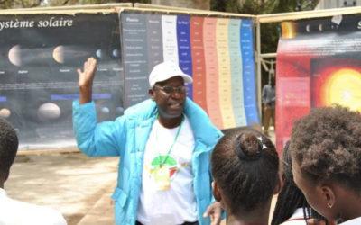 L'Association Sénégalaise pour la Promotion de l'Astronomie(ASPA)