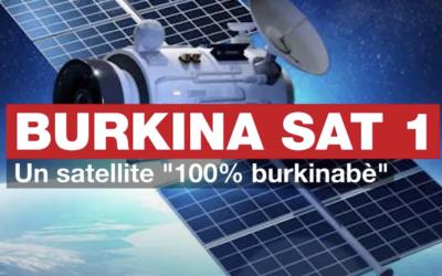 Burkina-Sat1, le premier satellite du Burkina Faso