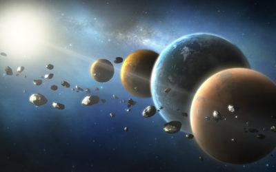 Les trois « chances » du système solaire