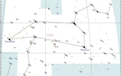 La constellation du trimestre – Le Lion