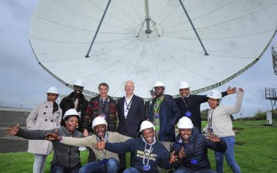 Le projet DARA: aider l'Afrique à se préparer pour le radiotélescope SKA