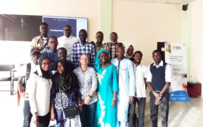 Formation à la programmation en python via l'Astronomie : une expérience pédagogique innovante au Sénégal