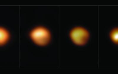 Le clin d'oeil de Bételgeuse