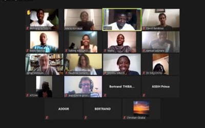 Les journées de découverte de l'astronomie 2021 au Togo